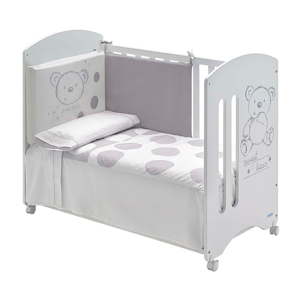Muebles Bustillo Cuna Sweet Bear Micuna # Muebles Bosques Sostenibles
